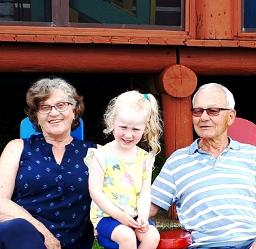 Gramma & Grampa